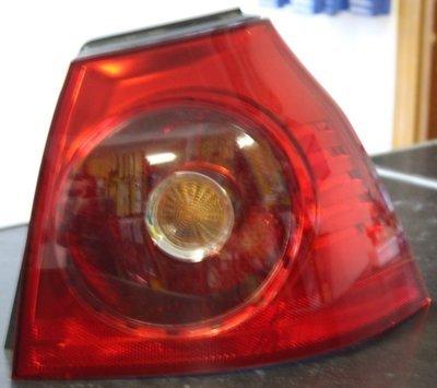 Fanale VW Golf 5 Post. DX