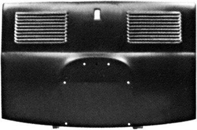 Cofano Fiat 500 Mod. F L R Posteriore
