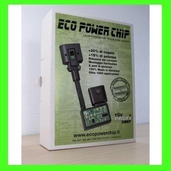 Eco Power Chip - La centralina più piccola del mondo!