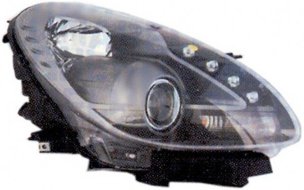 Proiettore Alfa Romeo Giulietta Ant. SX Xeno