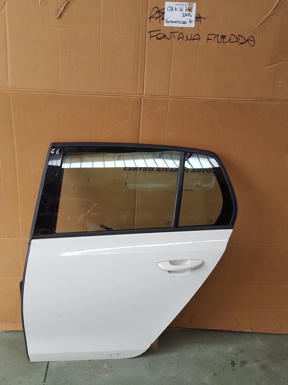 Porta VW Golf 6 Post. SX