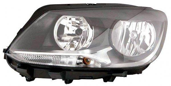 Proiettore VW Caddy - Touran Ant. SX