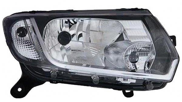 Proiettore Dacia Sandero Ant. DX