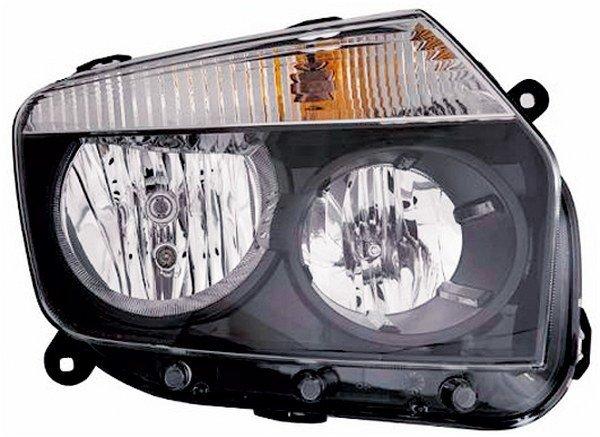 Proiettore Dacia Duster Ant. DX