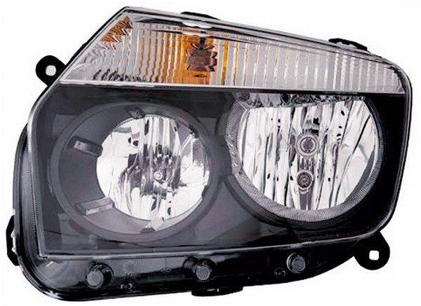 Proiettore Dacia Duster Ant. SX