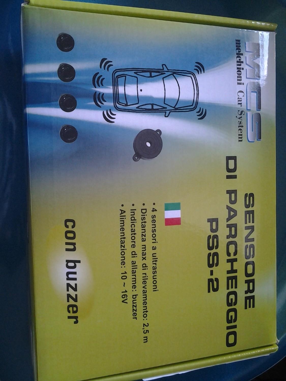 Kit Sensori di Parcheggio PSS-2