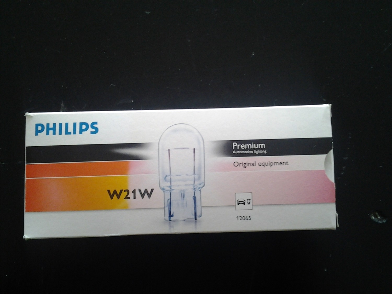 Lampadina Philips Premium