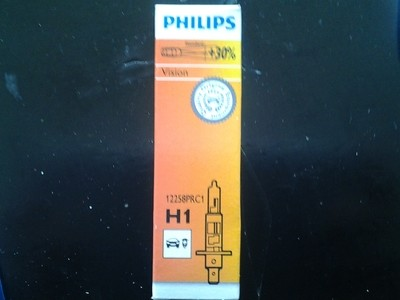 Lampadina Philips H1