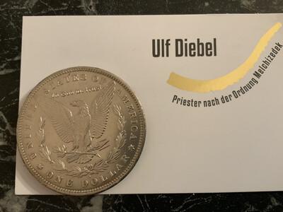US 1$ Morgan Dollar 1883