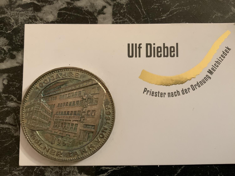Kölle 1963 Medaille