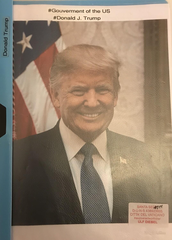 US Government Donald Trump