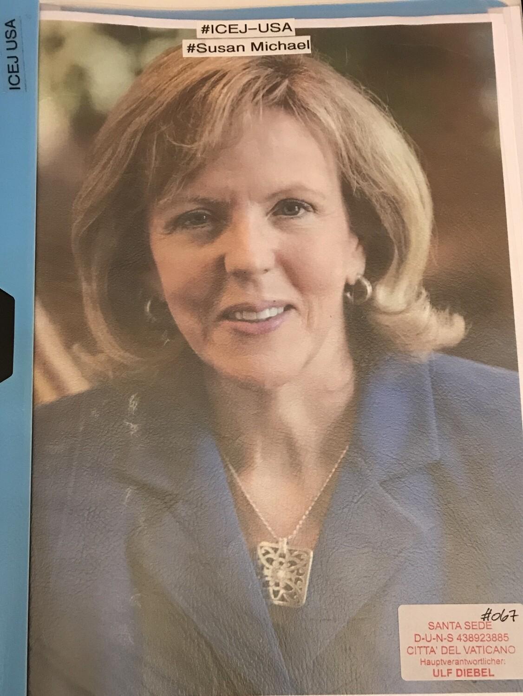 ICEJ USA Susan Michael