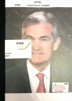 Federal Reserve Board of Governors Jerome H.Powell