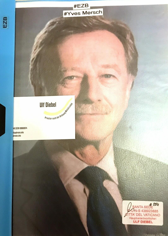 Die Europäische Zentralbank Yves Mersch