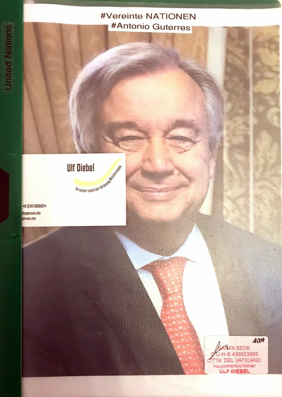 Vereinte Nationen António Guterres