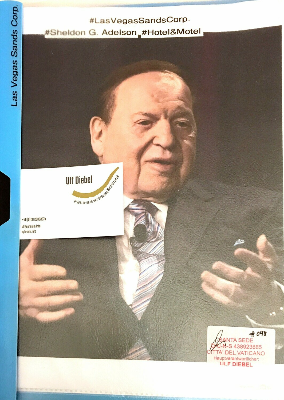 Las Vegas Sands Corporation Sheldon Gary Adelson