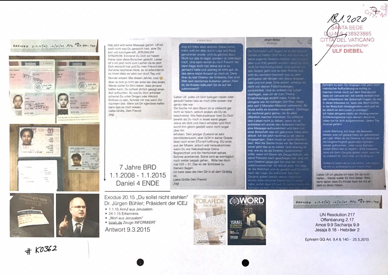 #K0362 l Chat from Dr.Jürgen Bühler 2015
