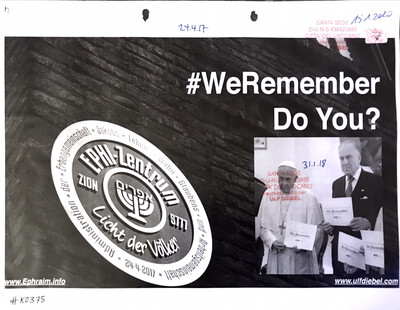 #K0375 l #WeRemember - Do You?