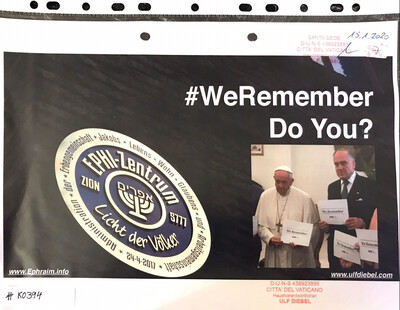 #K0394 l #WeRemember - Do You?