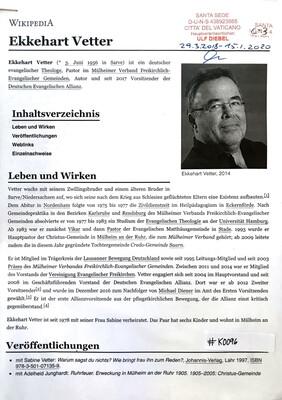 #K0096 l Ekkehart Vetter