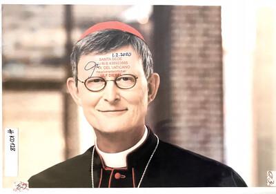 #K0128 l Erzbischof von Köln - Kardinal Woelki