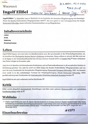 #K0093 l BFP - Bund Freikirchlicher Pfingstgemeinden l Ingolf Ellßel