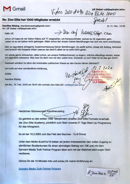 #U003 l E-Mail von Karoline Rüsing