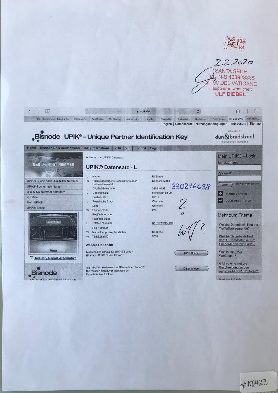 #K0423 l DUNS - Ulf Diebel