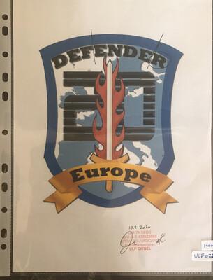 #U022 l Defender - Logo