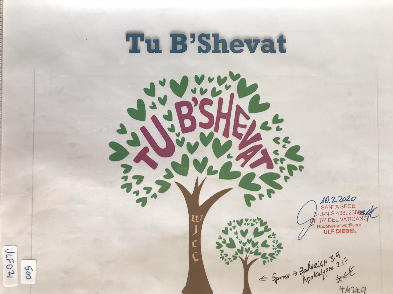 #U021 l Tu B'Shevat