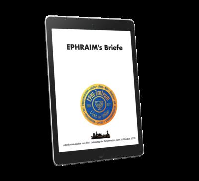 Ephraim's Briefe - 04 - Rabbi Avraham Feld