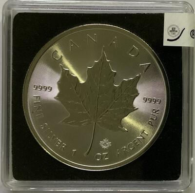 2020 Maple Leaf Certified 0387
