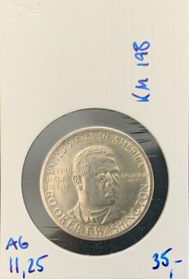 Half Dollar Booker T. Washington 1946