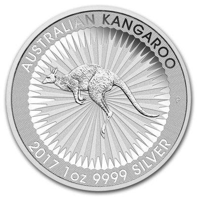 1 Oz Silver Australia - Kangaroo Silver