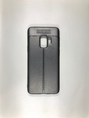 Samsung S9 Silicon Black AutoFocus (Черный)