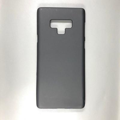 Samsung Note 9 Силикон (Черный)