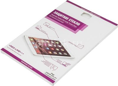 RedLine Tempered Glass iPad Air/Air2/Pro/2017/2018/9.7