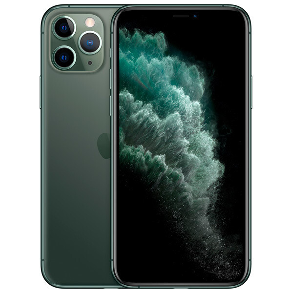 Apple iPhone 11 Pro Max 512GB 2SIM Midnight Green
