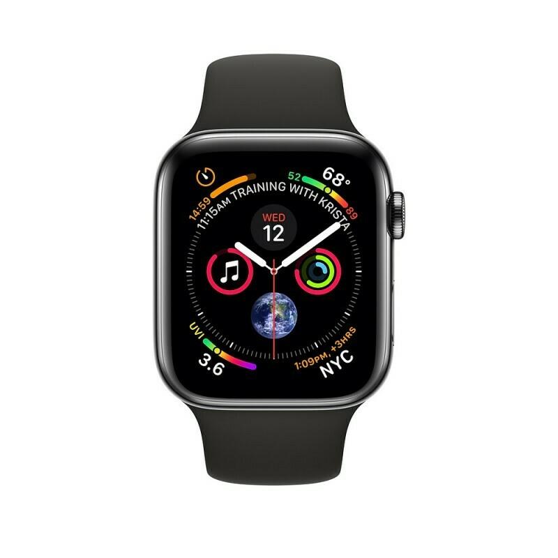Apple Watch S4 44mm Black
