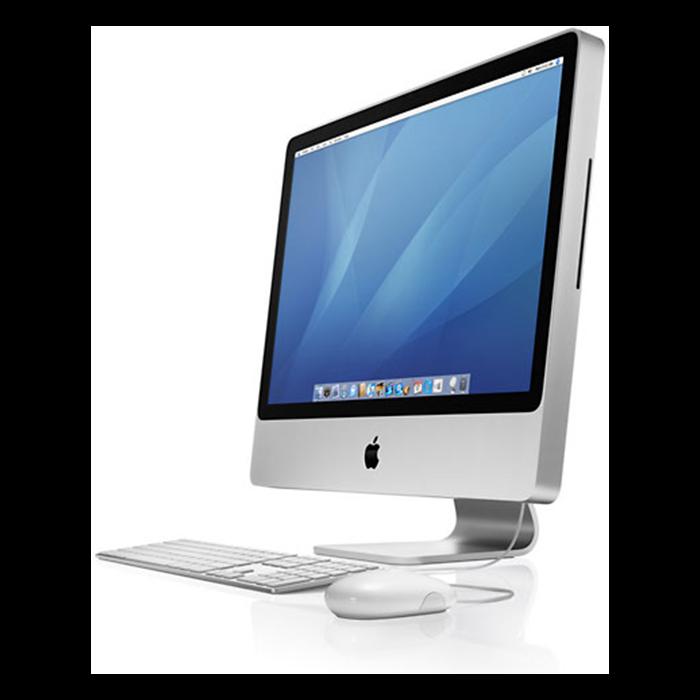 iMac 20 Core2Duo/4Gb/240SSD