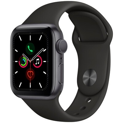 Apple Watch S5 40mm Space Grey Sport Band