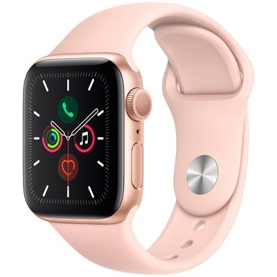Apple Watch S5 40mm Gold Sport Band