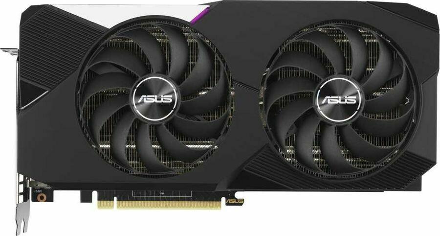 ASUS NVIDIA GeForce RTX 3070 , DUAL-RTX3070-O8G, 8ГБ, GDDR6