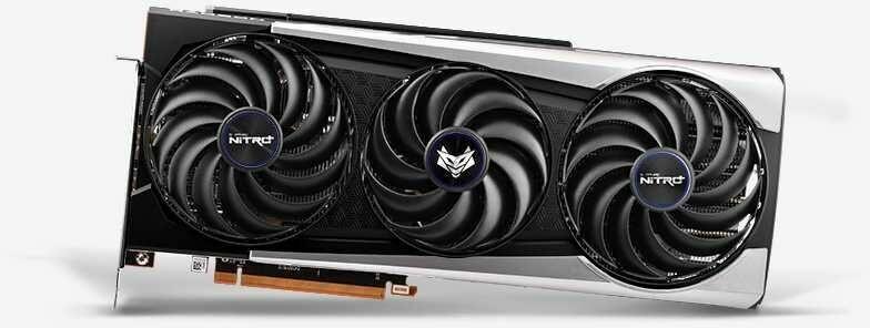 SAPPHIRE AMD Radeon RX 6900XT , 11308-01-20G RX 6900 XT NITRO+ OC GAMING 16GB, 16ГБ, GDDR6