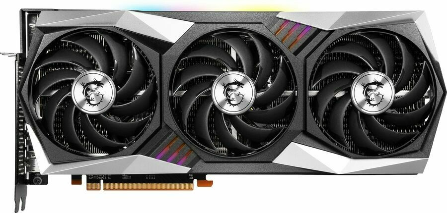 MSI AMD Radeon RX 6900XT , RX 6900 XT GAMING X TRIO 16G, 16ГБ, GDDR6