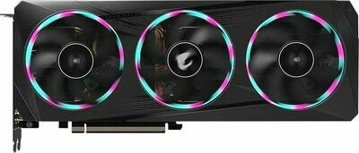 GIGABYTE NVIDIA GeForce RTX 3060 , GV-N3060AORUS E-12GD, 12ГБ, GDDR6