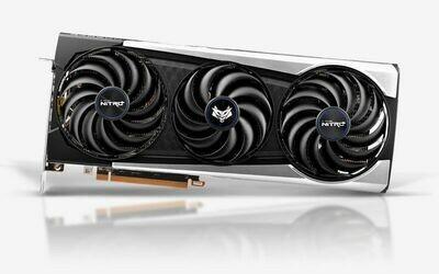 SAPPHIRE AMD Radeon RX 6700XT , 11306-01-20G RX 6700XT Gaming NITRO+ 12G, 12ГБ, GDDR6