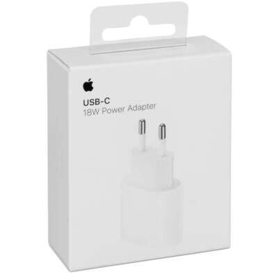 Apple USB-C Power Adapter MU7V2ZM/A 18W