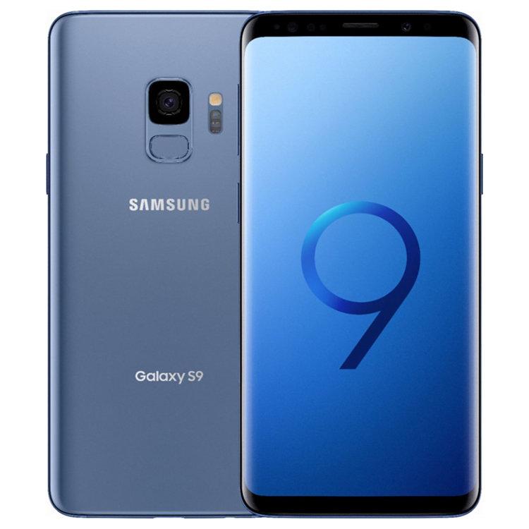 Galaxy S9 DUOS 128Gb Blue