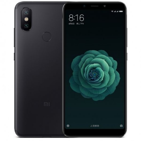 Xiaomi Mi A2 4Gb/32Gb Black Global Version